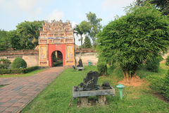 Vietnam Complex of Hue Monuments Stock Photography