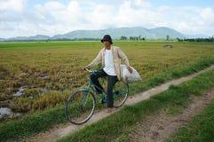 Vietnam countryside Royalty Free Stock Photos