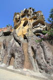 Vietnam Crazy House in Da Lat Royalty Free Stock Photography
