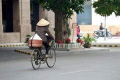 Vietnam cykel Arkivbilder