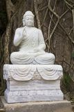 Vietnam. Da Nang. Buddha temple in the Marble mountains. Royalty Free Stock Photos