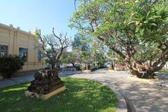 Vietnam-Da Nang-Museum der Cham-Skulptur Stockbilder
