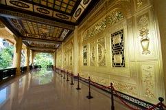 Vietnam Dai Nam temple interior royalty free stock photos