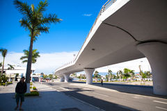 Vietnam Danang International Airport Stock Images