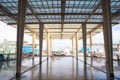Vietnam Danang internationell flygplats Arkivbilder