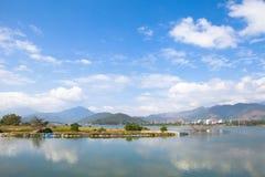 Vietnam Danang landskap Arkivfoton