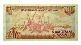Vietnam Dong Stock Images