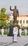 Vietnam-Ehrenwache lizenzfreies stockbild