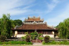 Vietnam - Emperor Palace Stock Image