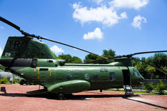 Vietnam Exhibit at Patriot's Point, Mount Pleasant, SC. Stock Photo