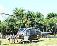 Vietnam Exhibit at Patriot's Point, Mount Pleasant, SC. Stock Image