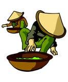 Vietnam Farmer Stock Images