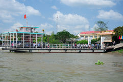 Vietnam Ferry Stock Images