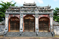 Vietnam gate Royalty Free Stock Images
