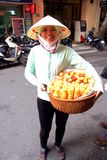 Vietnam girl Stock Images