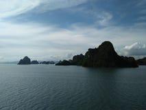 Vietnam-Hügel sku Stockfoto