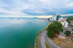 Vietnam ha long bay Obraz Stock