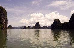 Vietnam: Halong bay Stock Photo