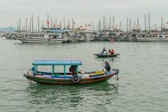 Vietnam - Halong Bay Royalty Free Stock Photo