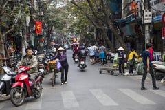 Vietnam hanoi Zdjęcia Stock