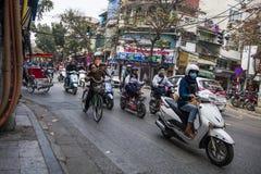 Vietnam hanoi Fotografia Stock