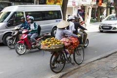 Vietnam hanoi Zdjęcie Stock
