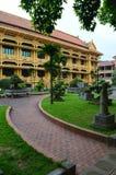 Vietnam - Hanoi - den franska fjärdedelen - historiemuseum Royaltyfri Foto