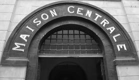 Vietnam - Hanoi - The French Quarter - Hoa Lo Prison Stock Photo