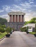 Vietnam. Hanoi. Ho Chi Minh Mausoleum. Royalty Free Stock Photos