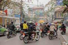 Vietnam - Hanoi Royalty Free Stock Photos