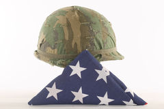 Vietnam Helmet Royalty Free Stock Photography