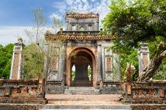 Vietnam - het graf van Turkije Duc Royalty-vrije Stock Fotografie