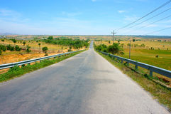 Vietnam, highway, route, travel Royalty Free Stock Image