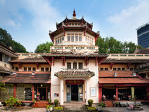 Vietnam historiemuseum, Ho Chi Minh City. Fotografering för Bildbyråer