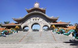 Vietnam. Ho Chi Minh city. Amusement Park, Suoi Tien. Stock Image