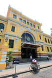 Vietnam Ho Chi Minh City Central Post Office Royalty Free Stock Image