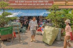 Vietnam - Ho Chi Minh City - Saigon Fotos de archivo