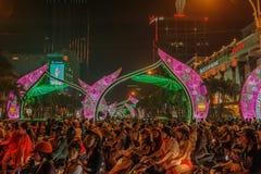 Vietnam - Ho Chi Minh City - Saigon Arkivfoto