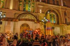 Vietnam - Ho Chi Minh City - Saigon Arkivfoton