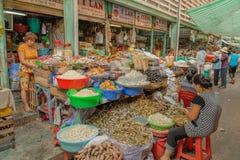 Vietnam - Ho Chi Minh City - Saigon Stock Images