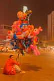 Vietnam - Ho Chi Minh City - Saigon Stock Photography