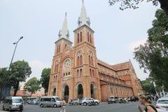 Vietnam Ho Chi Minh City street view Stock Photo