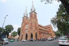 Vietnam Ho Chi Minh City street view Royalty Free Stock Photos