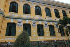 Vietnam Ho Chi Minh City street view Royalty Free Stock Photo