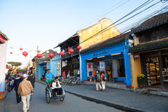 Vietnam, Hoi An Ancient Town Royalty Free Stock Images