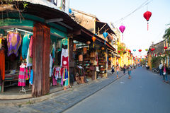 Vietnam, Hoi An Ancient Town Stock Photo