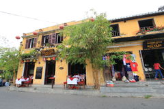Vietnam Hoi An Ancient Town Royalty Free Stock Photo