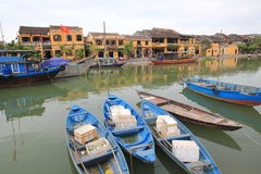 Vietnam Hoi An Ancient Town Royalty Free Stock Photography
