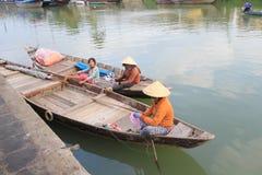 Vietnam Hoi An Ancient Town Stock Photos