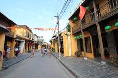 Vietnam Hoi An Ancient Town Stock Photo